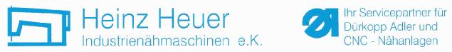 Heinz Heuer  Logo